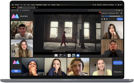 Engineering students create new video-chat platform