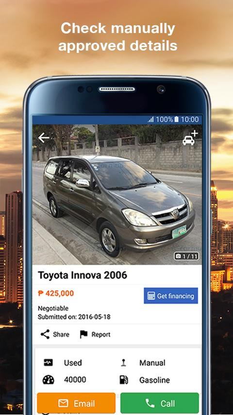 Carmudi Buy/Sell New-Used Cars- screenshot