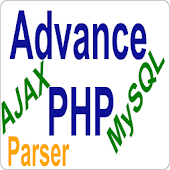 Advance Php/AJAX W3school