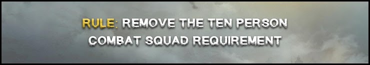 Rule: Remove the 10 person combat squad requirement, but try to respect the spirit of the requirement. (I mention this in Episode 30 that I had originally intended to make the series more challenging for myself but given that a lot of the Expanded mods have made the game dramatically harder it may not make sense to keep that restriction)