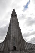 Photo: 15.09.13 - Reykjavik Hallgrimskirkja Cathedral