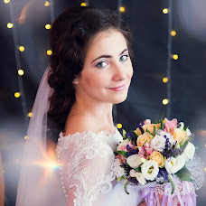Wedding photographer Kristina Vikulova (Fotogloss). Photo of 07.10.2017