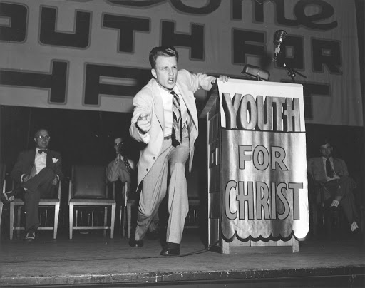 How I Met My Mother (and Billy Graham)