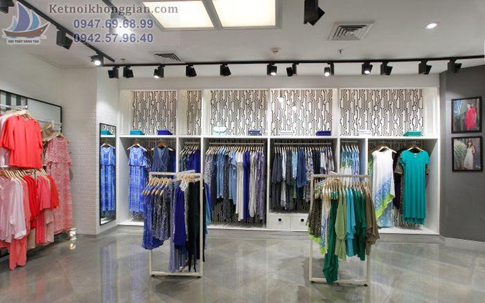 Thiết kế shop thời trang thương hiệu đẳng cấp