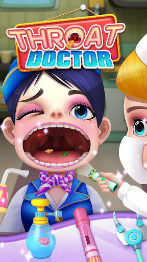 Gentle Throat Doctor filehippodl screenshot 1