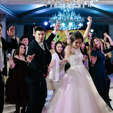 Wedding photographer Ilyas Ualiev (ilyasualiyev). Photo of 24.02.2018