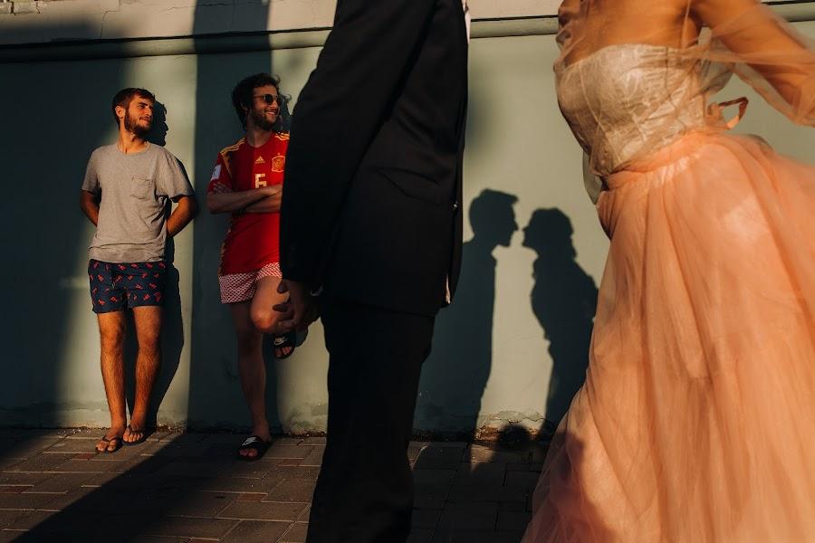Nhiếp ảnh gia ảnh cưới Nadya Yamakaeva (NdYm). Ảnh của 26.07.2018