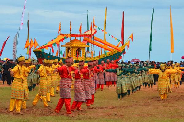 Festival Budaya Iraw Tengkayu