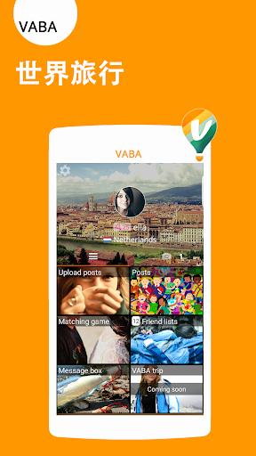 VABA - 廣交朋友,視頻聊天,旅遊(360查看)