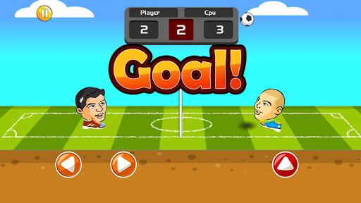 Volley Soccer Hero 1.1 screenshots 4