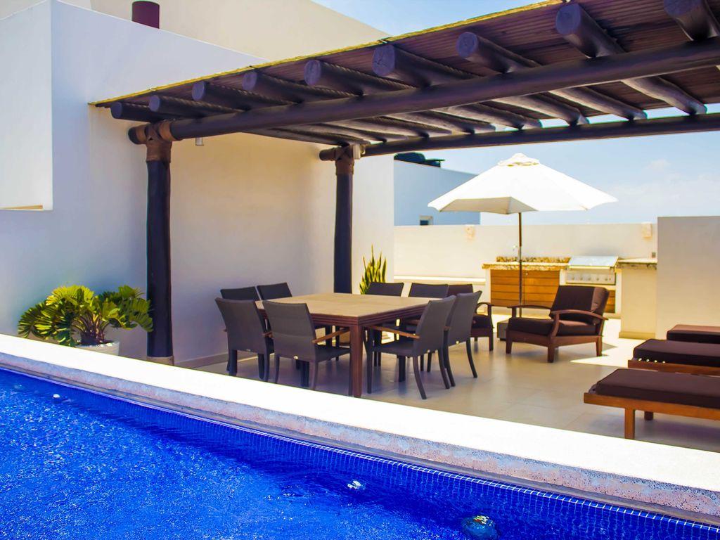 Nuevo Vallarta Mexico Marival Pool
