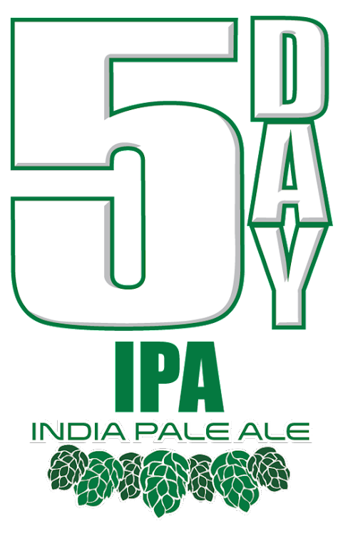 Logo of O'Fallon 5 Day IPA
