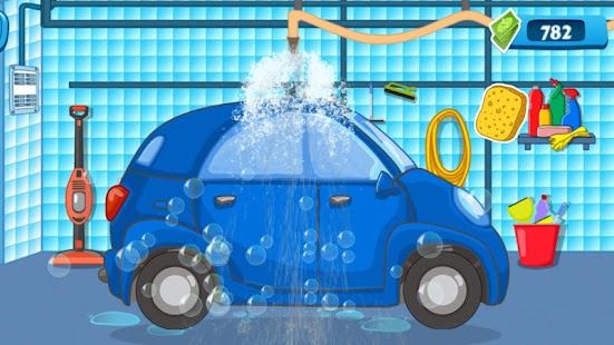 Kids Car Wash Garage for Boys- screenshot thumbnail
