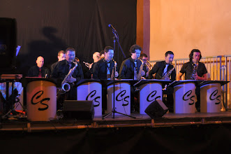"Photo: Le Big Band ""Cuivré Salé"""