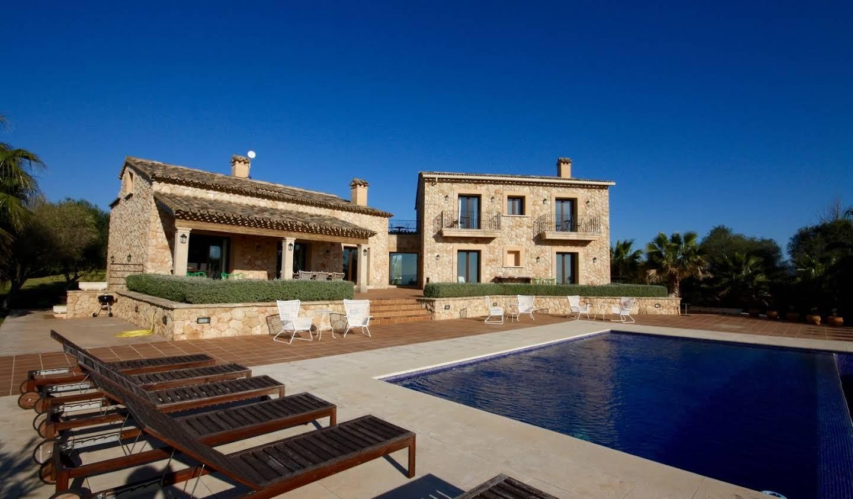 Maison avec piscine et terrasse Son Gual