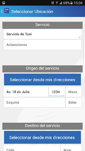 Taxis El Tiburón- screenshot thumbnail