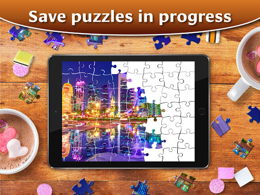 Jigsaw Puzzle Collection HD screenshot 21