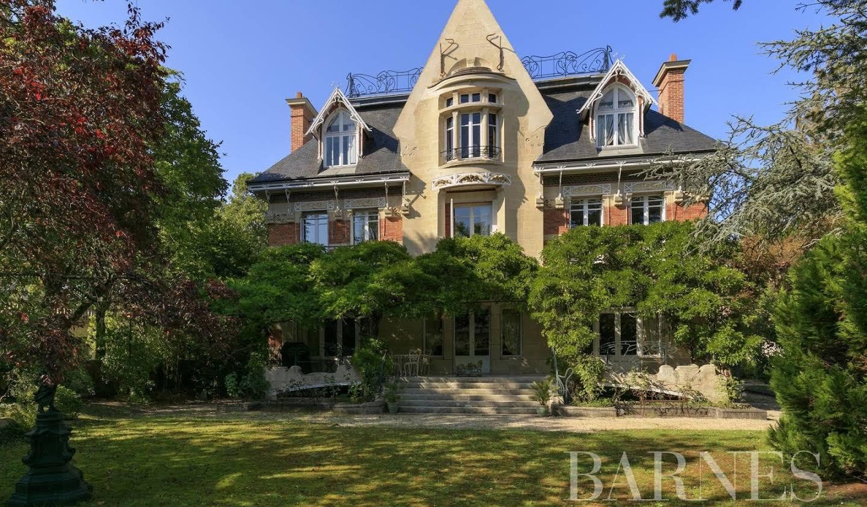 Maison avec jardin et terrasse Le Vésinet