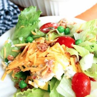 Seven Layer Green Salad