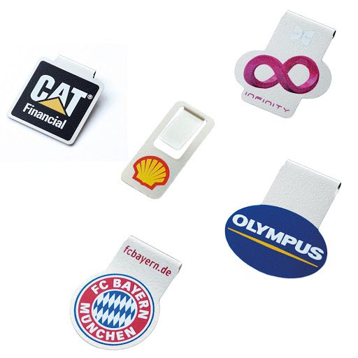 Markclip Branded Paperclips