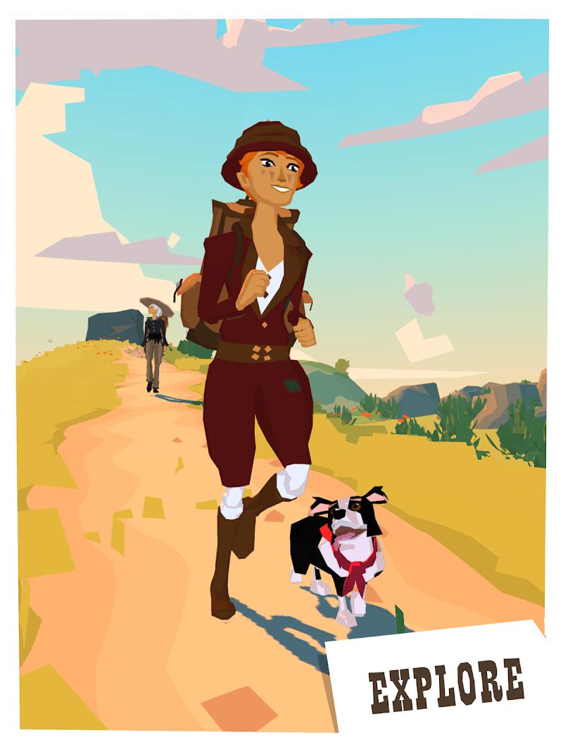 The Trail Screenshot 5