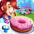 Boston Donut Truck - Fast Food Cooking Game apk
