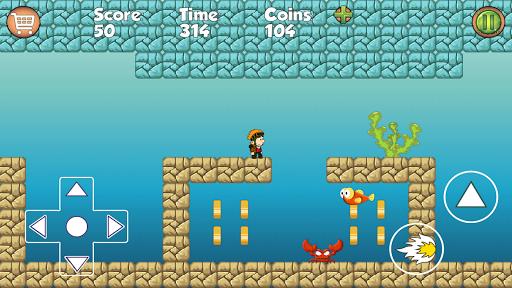 Naru's World Jungle Adventure 2.0 screenshots 4