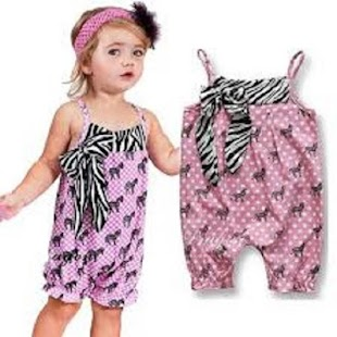 Baby Rompers Designs - náhled
