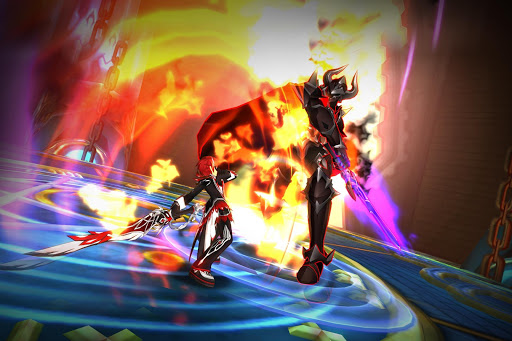 Elsword M Shadow of Luna 1.0.1 screenshots 16