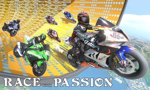 Code Triche Mega GT Ramp Motorbike Stunts Moto Rider apk mod screenshots 5