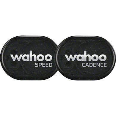 Wahoo Fitness RPM Speed and Cadence Sensor Bundle with Bluetooth/ANT+