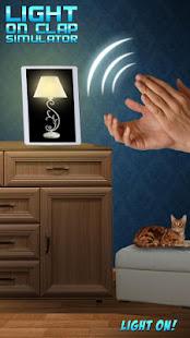 Licht auf Klatschen Simulator – Apps bei Google Play