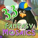 Fantasy Mosaics 33: Inventor's Workshop icon