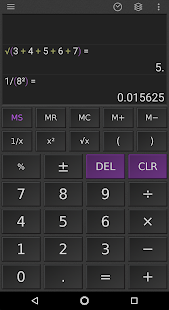 Scientific Calculator Plus Screenshot