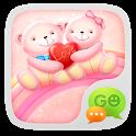 GO SMS Pro Bear Lovers Theme icon