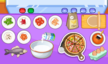 Pizza shop - cooking games screenshot thumbnail