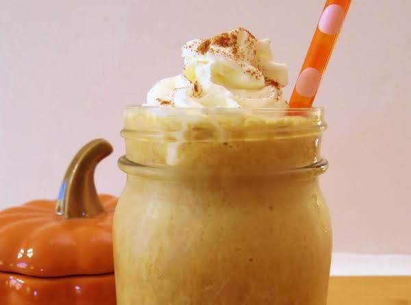 Pumpkin Spice Frappe Recipe