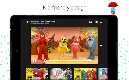 Youtube Kids Screenshot Thumbnail