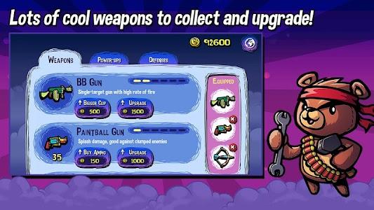 Dream Defense v1.1.25 (Mega Mod)