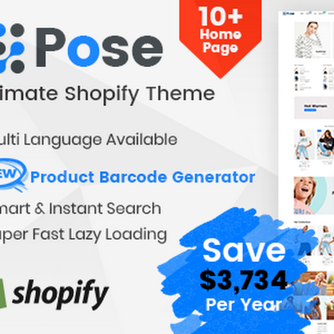 ThemeTidy (shopify themes, psd & html templates) - Software