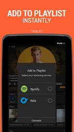 SoundHound ∞ Music Search Screenshot 4