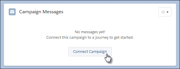 The Campaign Messages component