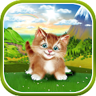 Kitten Live Wallpaper icon