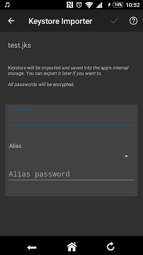 apk-signer 5.3.0 screenshots 5