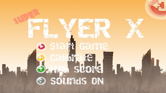 Super Flyer X v1.0.5