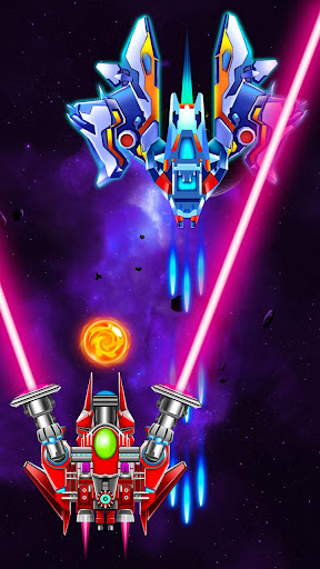 Galaxy Attack: Alien Shooter 7.50 screenshots 2