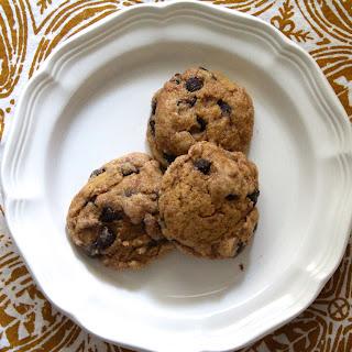 Softbatch Pumpkin Chocolate Chip Cookies