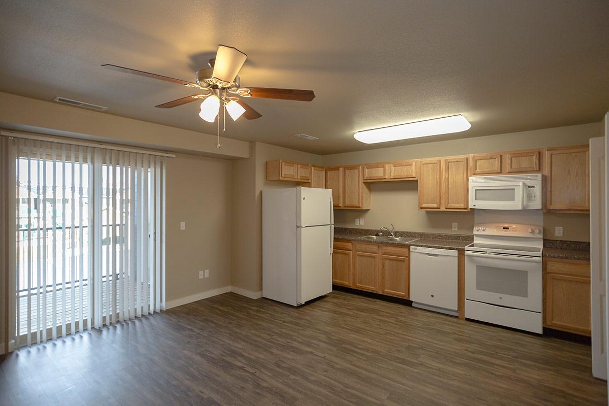 One bedroom one bath floorplan 1 bed 1 bath fox farm - 1 bedroom apartments cheyenne wy ...
