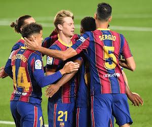 """Le FC Barcelone est prêt pour le Clasico: """"Nous avons une grande équipe"""""""