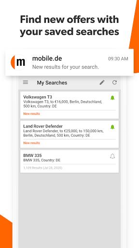 mobile.de – Germany's largest car market 8.11.1 screenshots 6